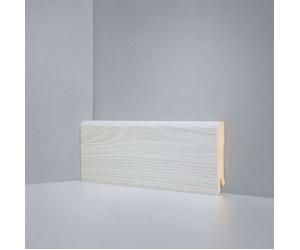 B202-01 Монте-Карло светло-серый плинтус напольный Deartio