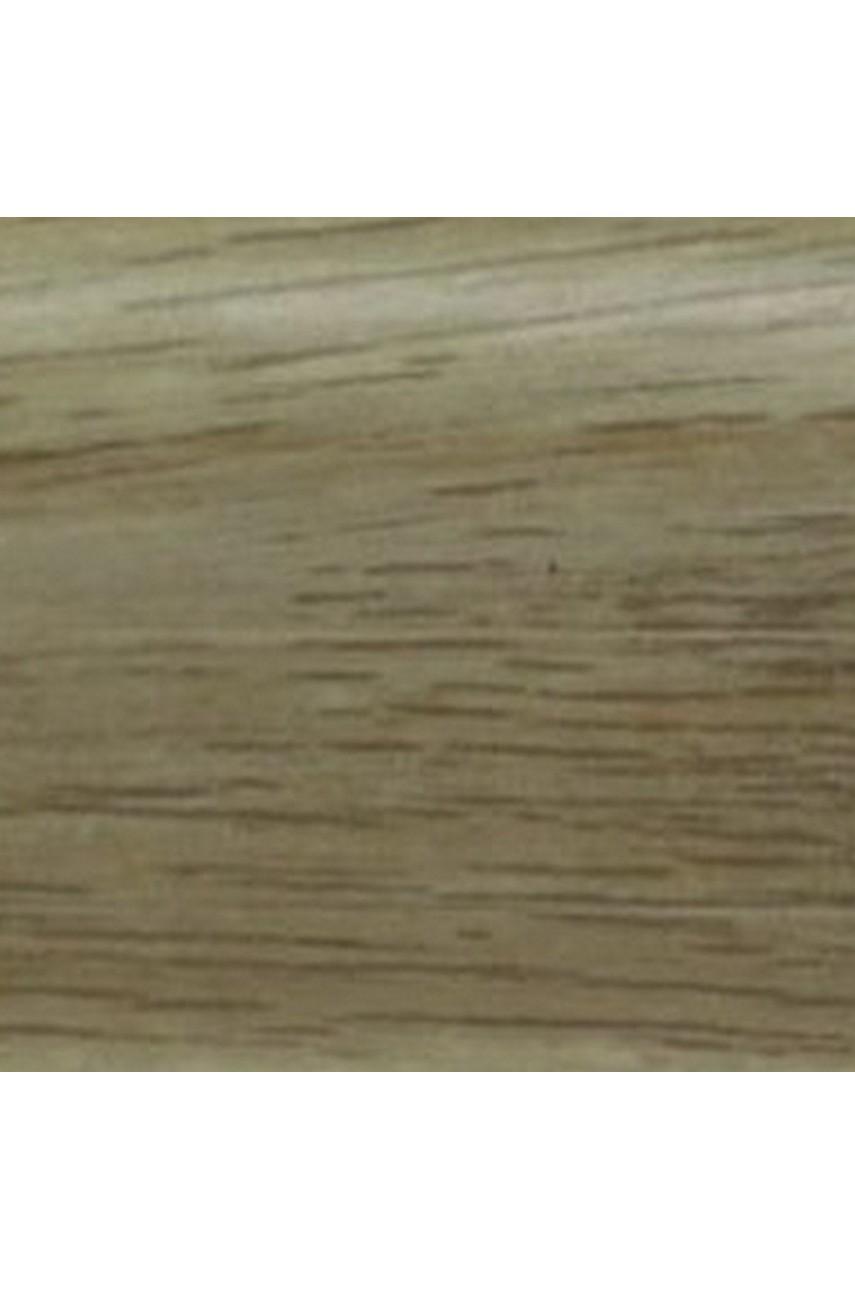 Плинтус напольный 59мм 2,5м CEZAR Premium ПВХ 199 Дуб тимерлах