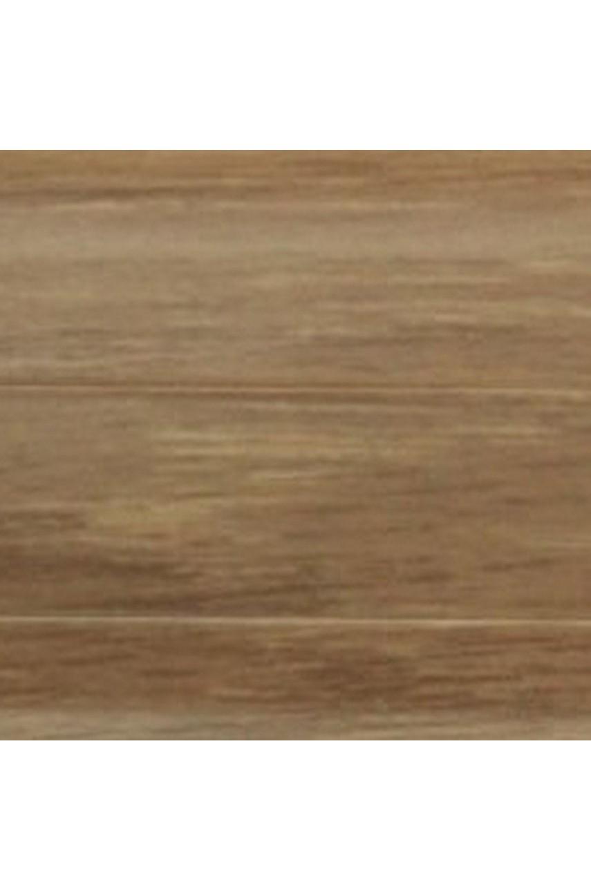 Плинтус напольный 59мм 2,5м CEZAR Premium ПВХ 203