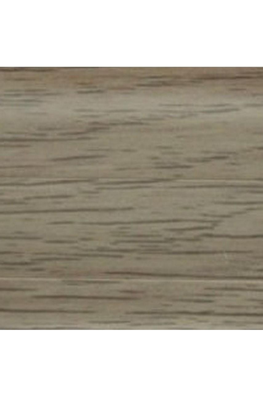 Плинтус напольный 59мм 2,5м CEZAR Premium ПВХ 207
