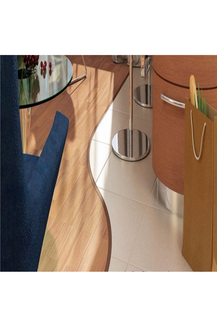 Профиль порог гибкий Step Flex 36мм 3|6 м. дуб скандинавский 64