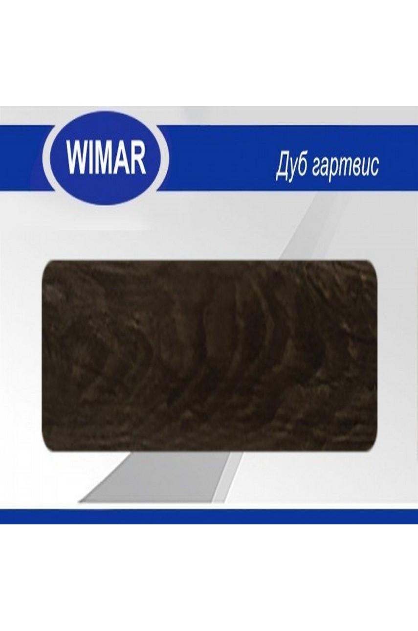 Плинтус пластиковый напольный WIMAR ПВХ 68мм Дуб гартвис