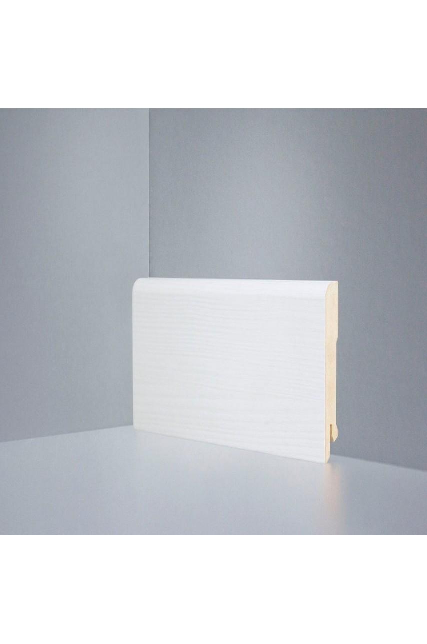 B202-24 лиственница светлая плинтус напольный Deartio