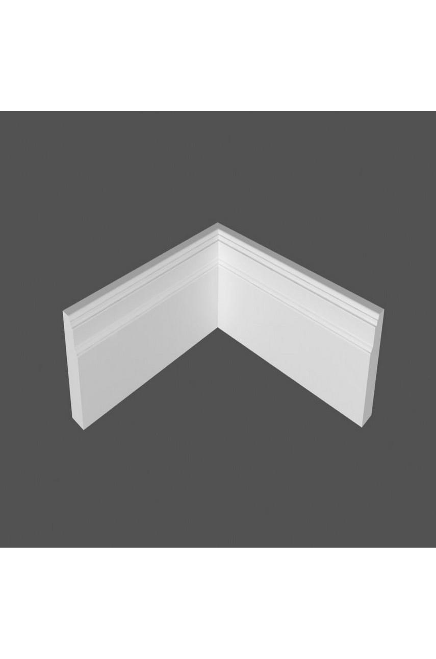 Плинтус напольный МДФ DeArtio под покраску P10.110.28