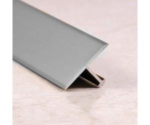 Алюминиевый Т-образный Профиль Серебро Глянец 18мм ПТ 18