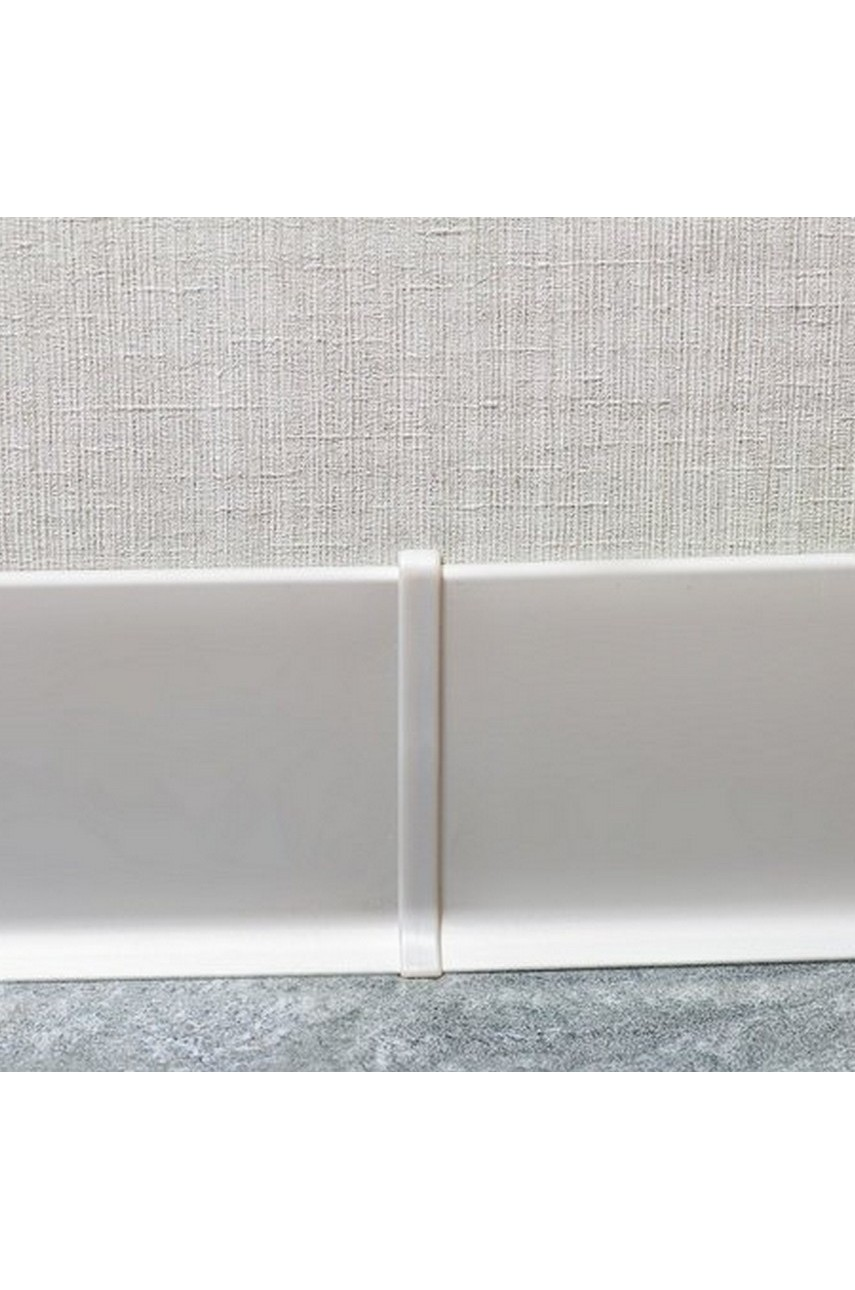Соединитель для Плинтуса алюминиевый 60мм ПЛ