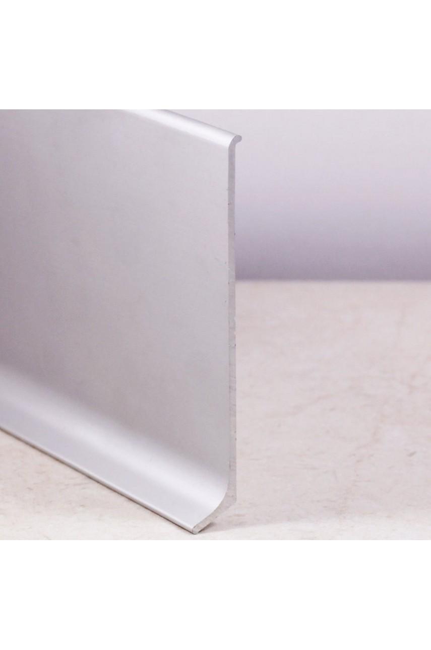 Алюминиевый плинтус для пола 40мм ПЛ
