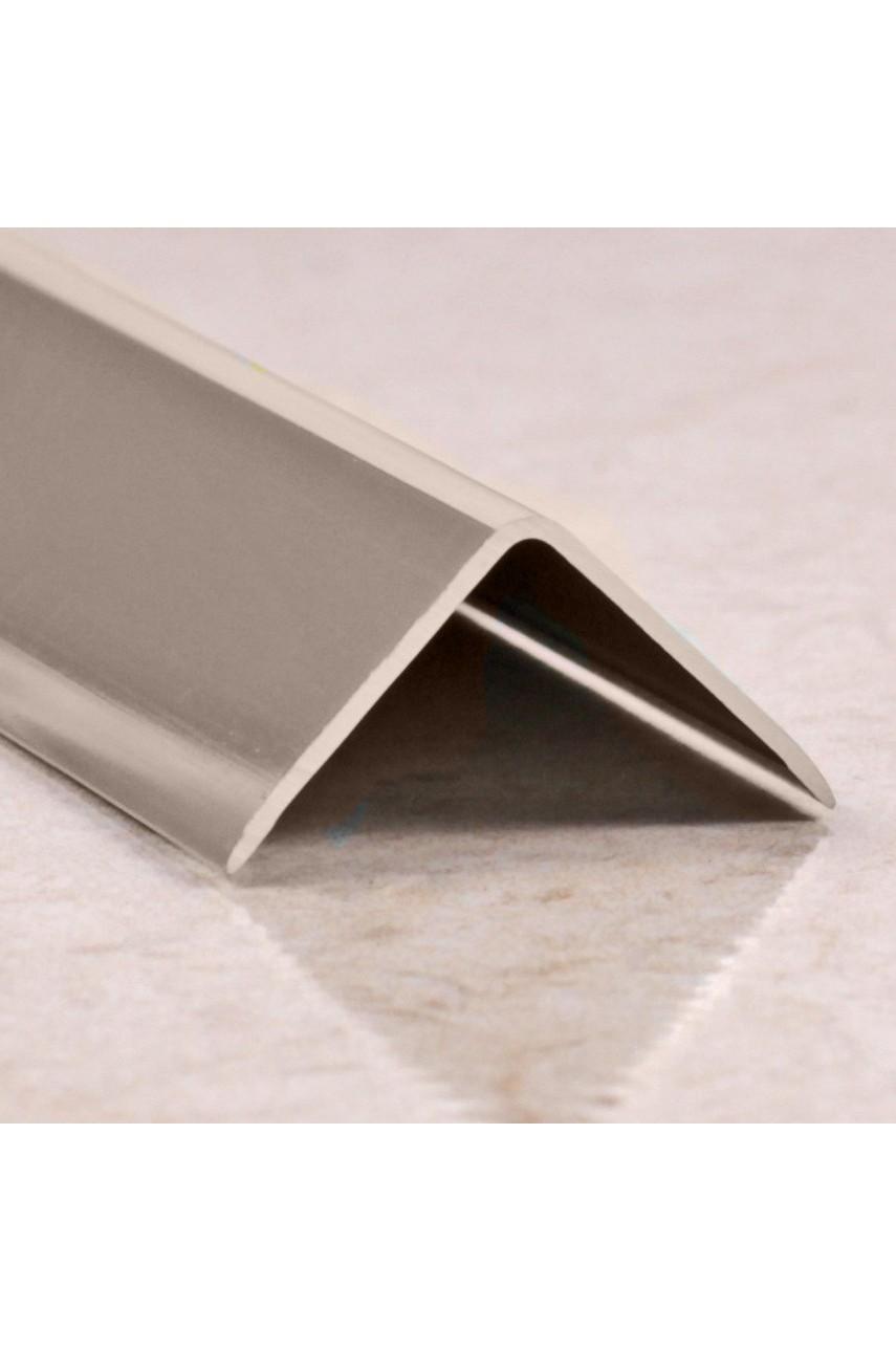 Анодированный алюминиевый уголок 25х25 Бронза Матовый ПН25х25