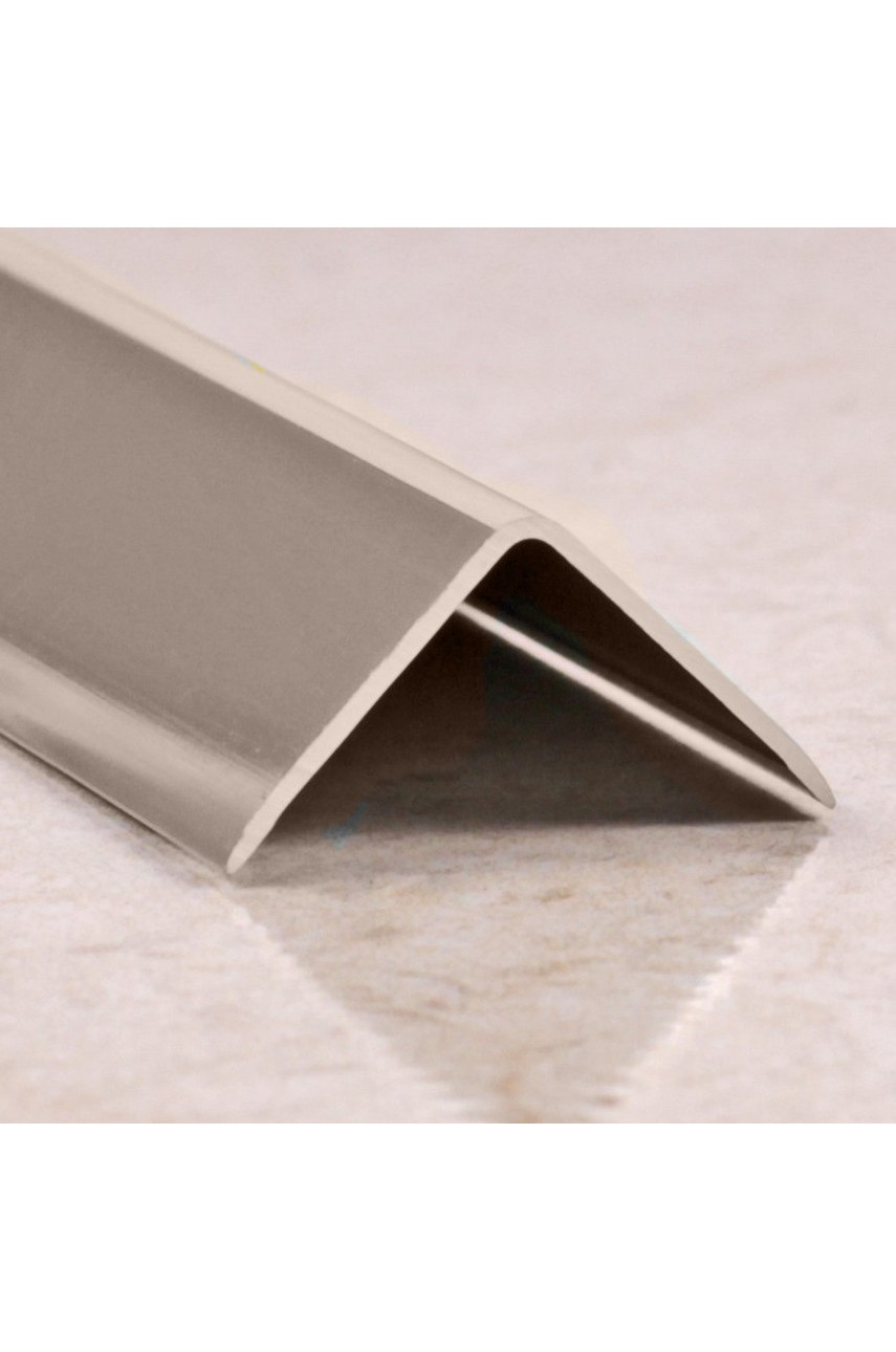Анодированный алюминиевый уголок 40х40 Бронза Матовый ПН40х40